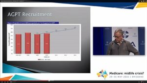 Australian Medical Association Annual Conference live stream to YouTube 2015
