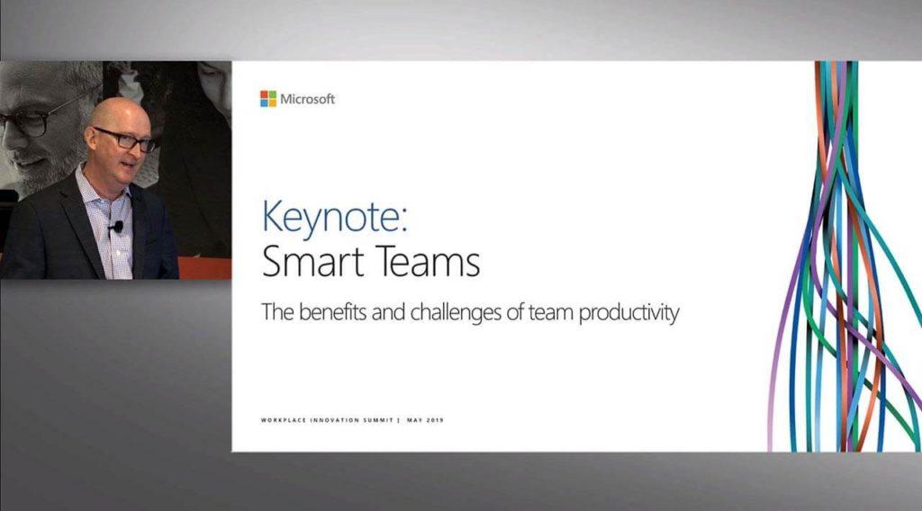 Microsoft Workplace Innovation Summit