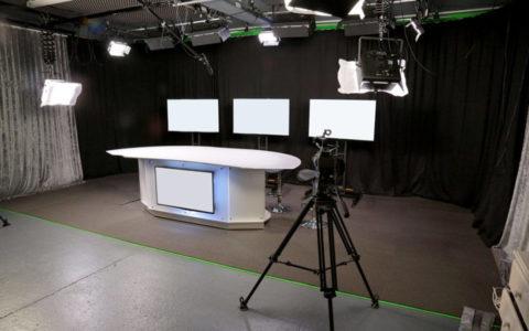 Professional Live Stream Studio