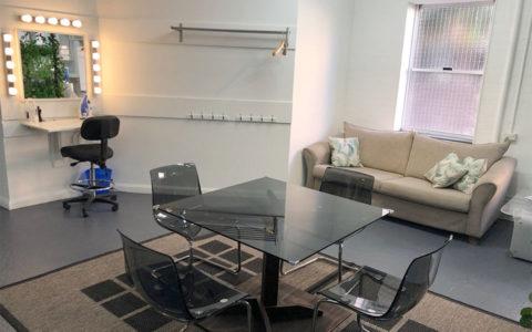 Studio Preperation Area