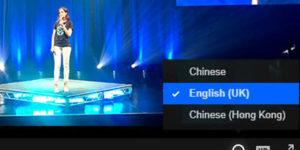 Multi Language Stream Multilingual