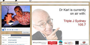 Dr Karl Webcasts