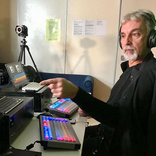 Gane Djukic - Streaming Technical Director