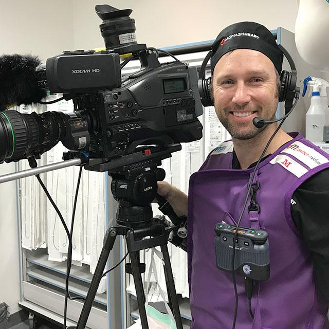 Ryan Parry Videographer Melbourne