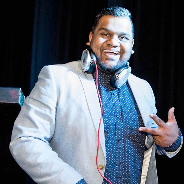 Shanaka Tennekoon Audio Visual Director