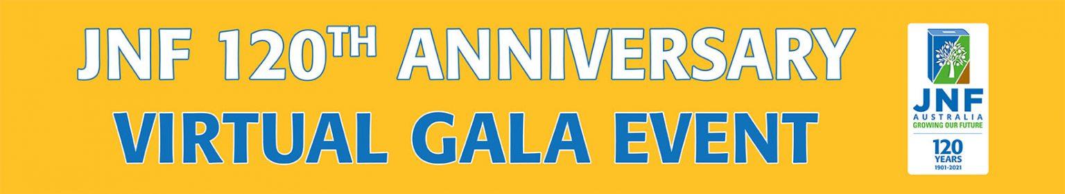 JNF Virtual Gala