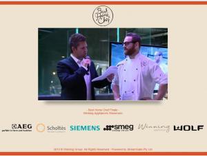 Best Chef 2013