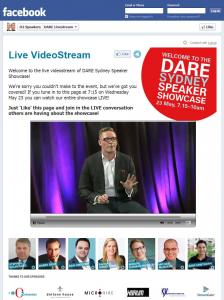 DARE Speakers Forum