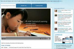 PLANE - Festival of Learning