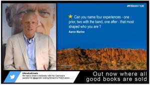 Peter Garrett Booklaunch