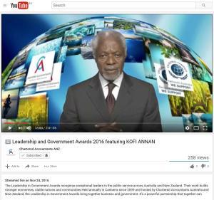 Kofi Anan ACA
